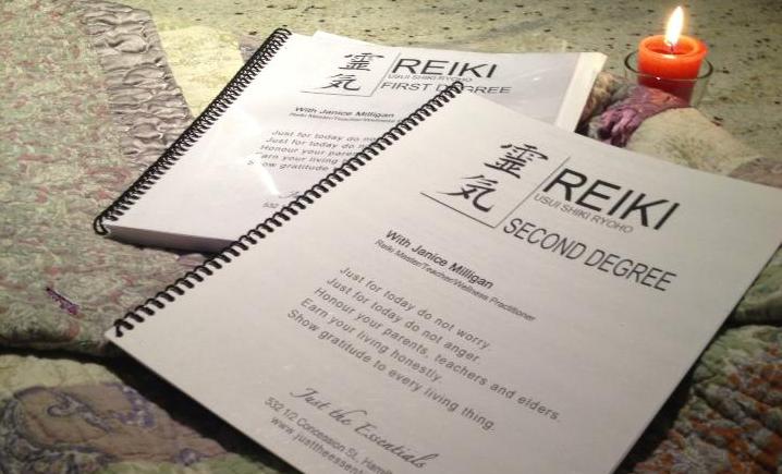 SUNDAY, October 22 - Learn Reiki - Level 2